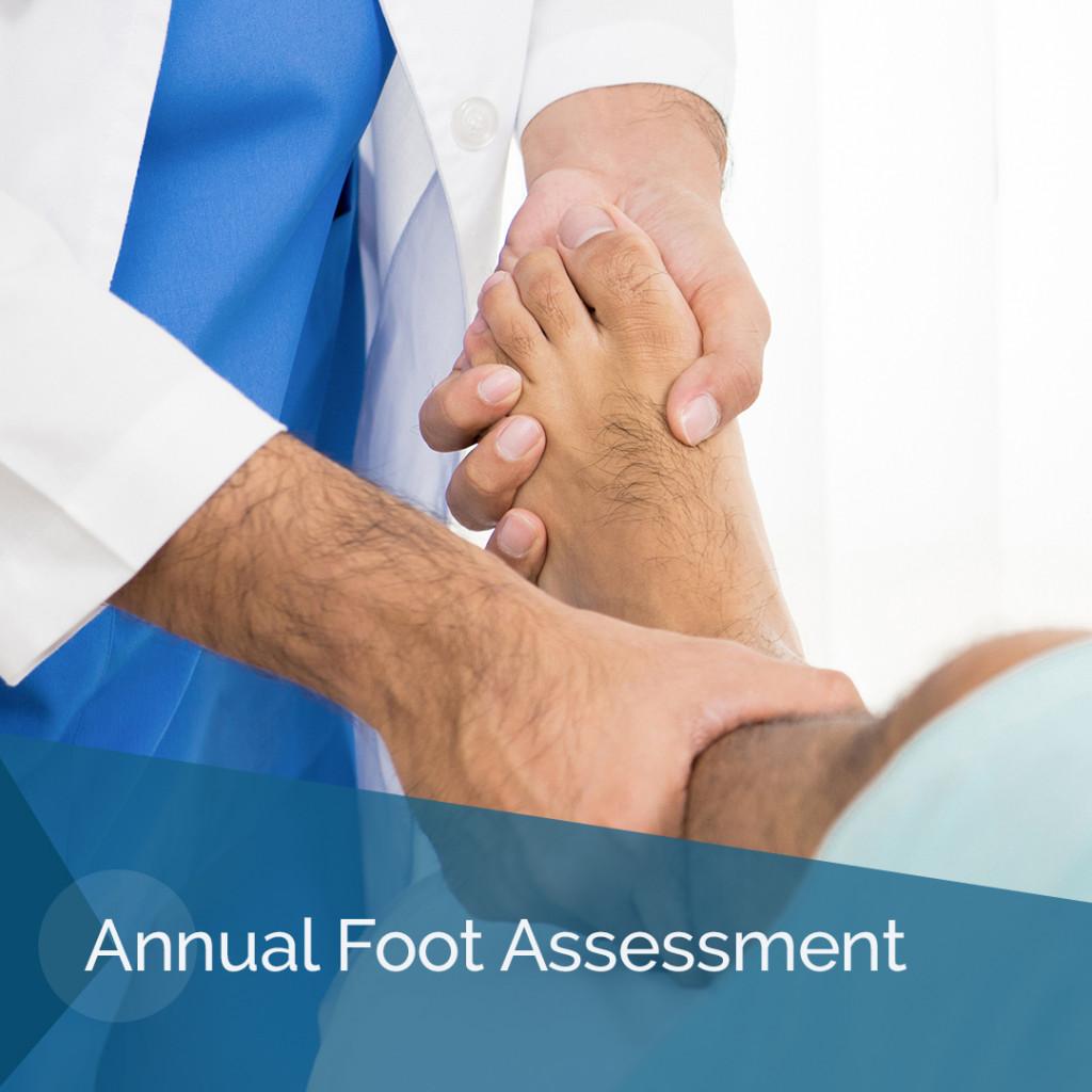 1 Foot Assessment