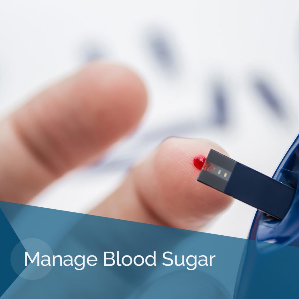 2 Manage Blood sugar