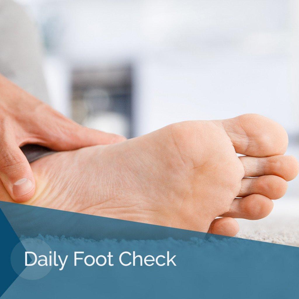 3 Daily Foot Check