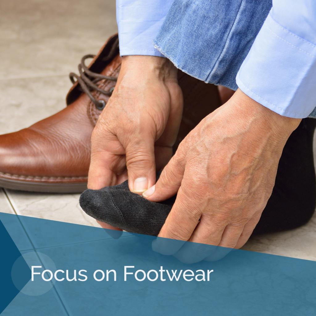 5 focus on footweAR