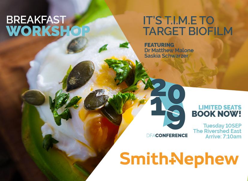 Smith & Nephew Breakfast V2