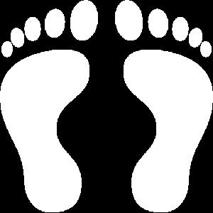 white-human-footprints-300